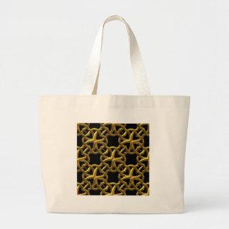 seamless #4 large tote bag