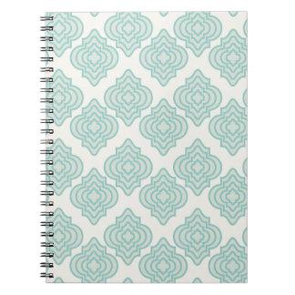 Seamless background notebook