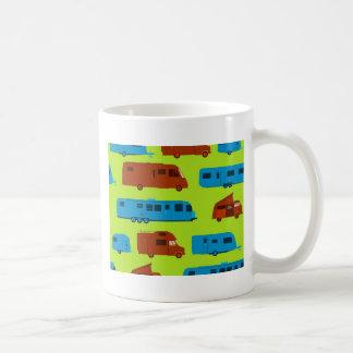 Seamless Caravan Pattern Coffee Mug