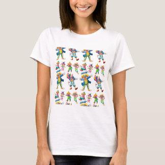 Seamless clowns T-Shirt