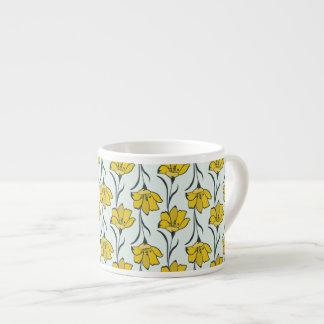 Seamless Flower Buttercup Elegant Pattern