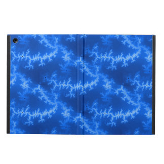 Seamless Fractal Blue iPad Air Case