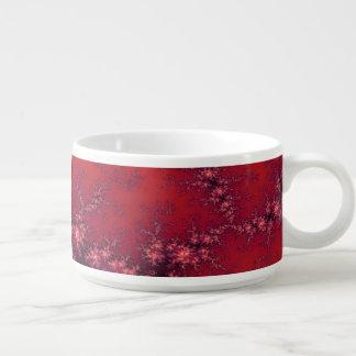 Seamless Fractal Red Chili Bowl