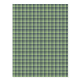 Seamless Green Tile Pattern on iPhone 6 Case Postcard