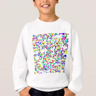 seamless halftone pattern sweatshirt