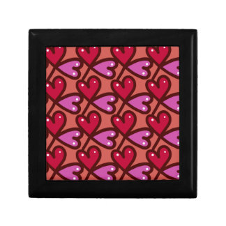 Seamless Hearts #2 Gift Box