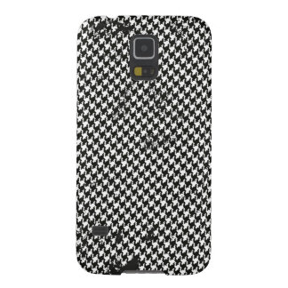 Seamless houndstooth design cases for galaxy s5