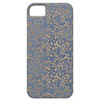 Seamless paisley with flower v6 iPhone 5 cover