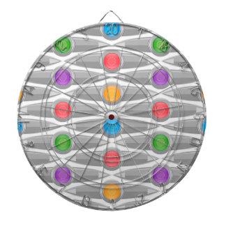 seamless-pattern #10 dartboard