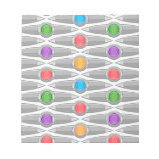 seamless-pattern #10 notepad