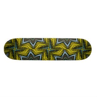Seamless Pattern Skate Board Deck