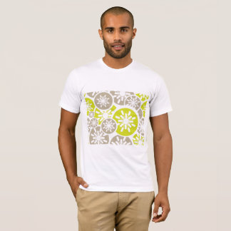 Seamless Retro Mens T-Shirt