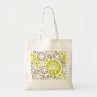 Seamless Retro Tote Bag