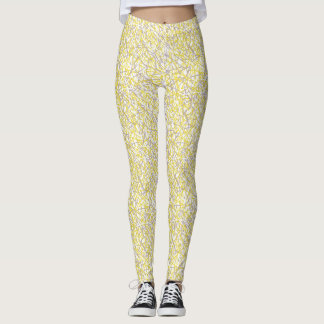 Seamless Texture Leggings
