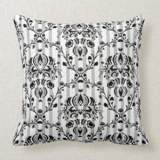 Seamless Vector abstract  Pattern Throw Pillow