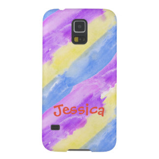 Seamless Watercolor Pattern by storeman Galaxy S5 Covers