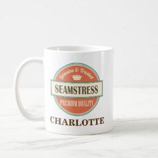 Seamstress Personalized Office Mug Gift