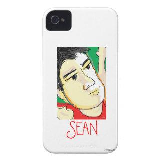 Sean Sketch iPhone 4 Case-Mate Case