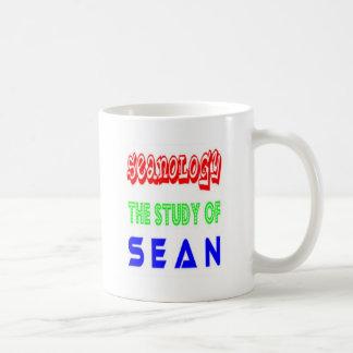 Seanology Coffee Mug