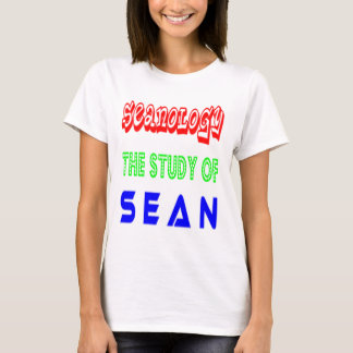 Seanology T-Shirt