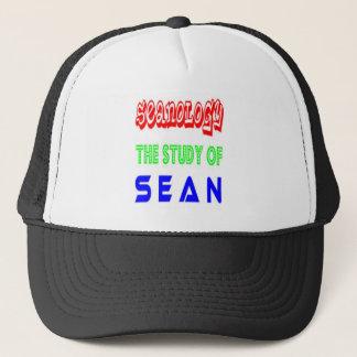 Seanology Trucker Hat