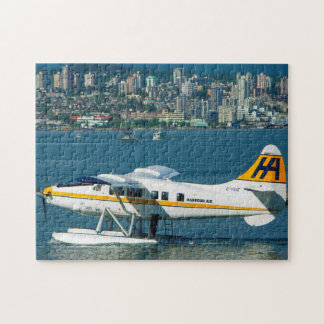Seaplane Vancouver. Jigsaw Puzzle