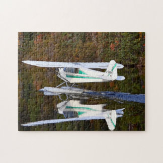 Seaplanes in Canada. Jigsaw Puzzle