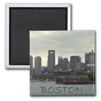 SEAPORT OF BOSTON HARBOR MAGNET