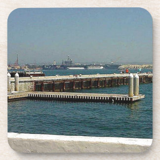 Seaport Village Aircraft Carriers Pier Water Bay D Coaster