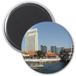 Seaport Village Magnet