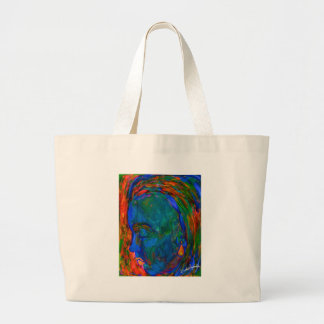 Search Large Tote Bag