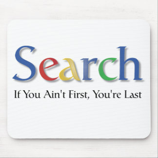 Search Mouse Pad