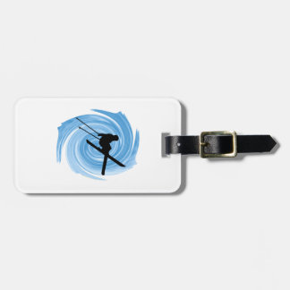 SEARCH MY SOUL LUGGAGE TAG