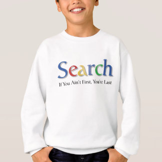 Search Sweatshirt