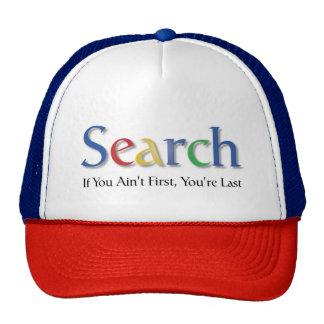 Search Trucker Hat