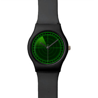 Searching radar watch