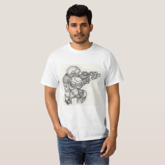 Searching the Ruins T-Shirt