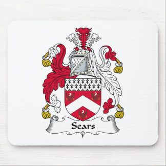 Sears Family Crest Mouse Pad