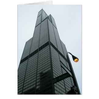 Sears Tower Notecard