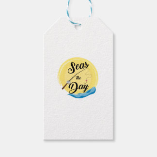 Seas The Day Gift Tags