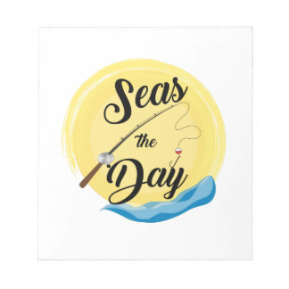 Seas The Day Notepad