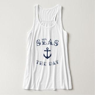 Seas the Day Tank Top