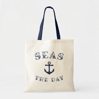 Seas the Day Tote Bag