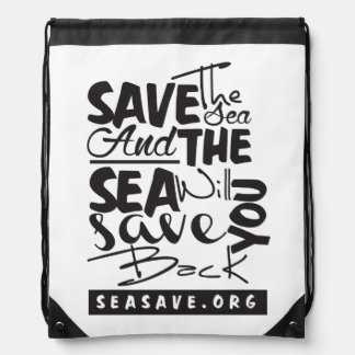 SeaSave Backpack