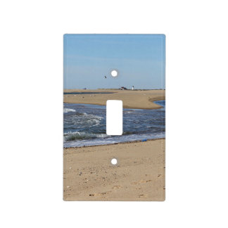 Seascape at Provincetown on Cape Cod Light Switch Cover