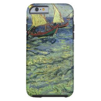 Seascape at Saintes Maries by Vincent van Gogh Tough iPhone 6 Case