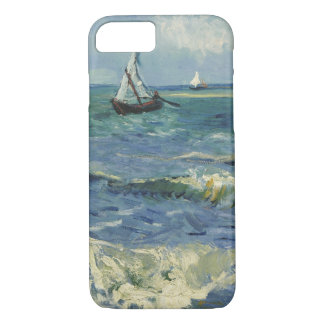 Seascape at Saintes Maries by Vincent van Gogh iPhone 7 Case
