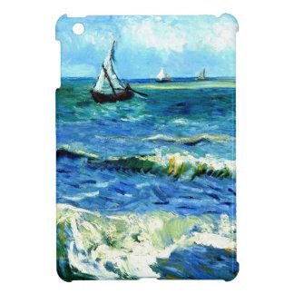 Seascape at Saintes-Maries, Vincent Van Gogh iPad Mini Case