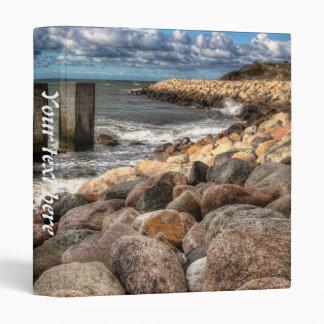 Seascape Avery Binder