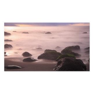 Seascape Business Card Template